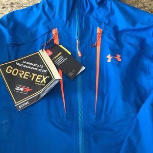 Men's GoreTex UA waterproof shell